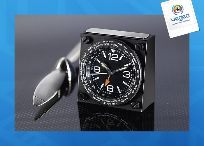 Horloge mondiale reflects-tonbridge