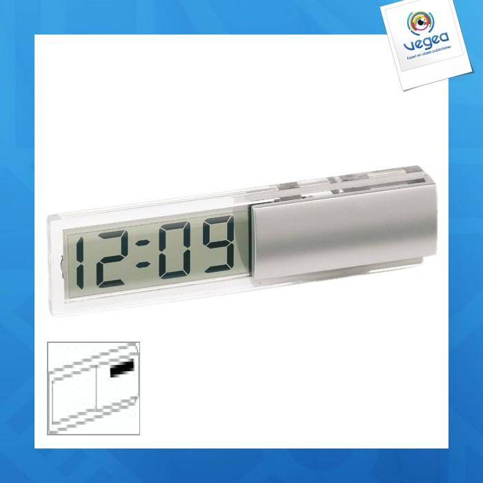 Horloge personnalisable de bureau
