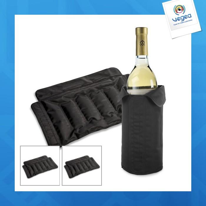 Housse refroidissante pour vin