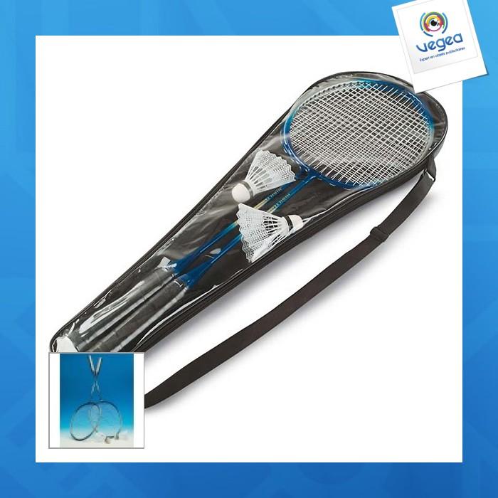 Jeux de badminton publicitaires