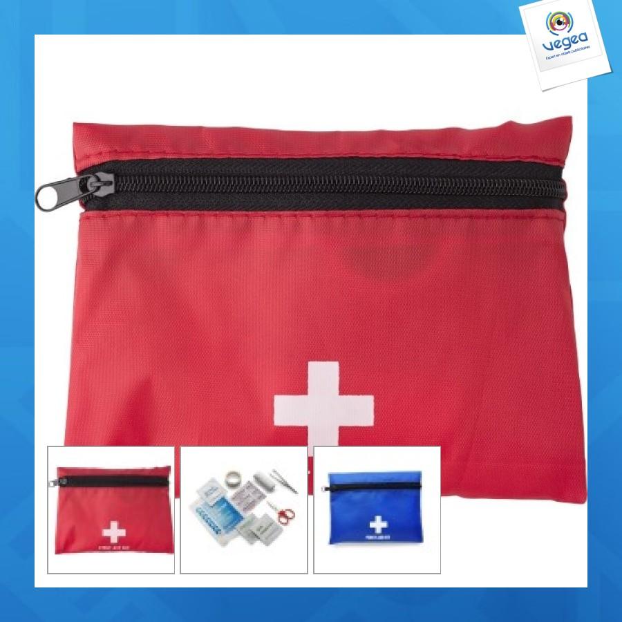 Kit de premiers secours personnalisé