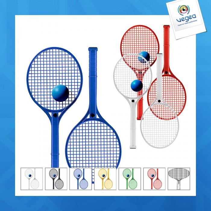 Kit de tennis personnalisé  family