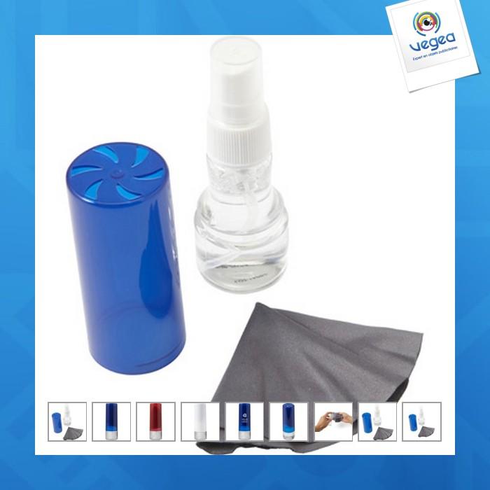 Kit que comprende un spray de 30 ml