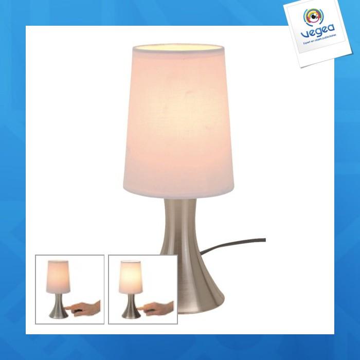 Lampe De Chevet Touch Me Personnalisable 00013v0012689 A Partir De