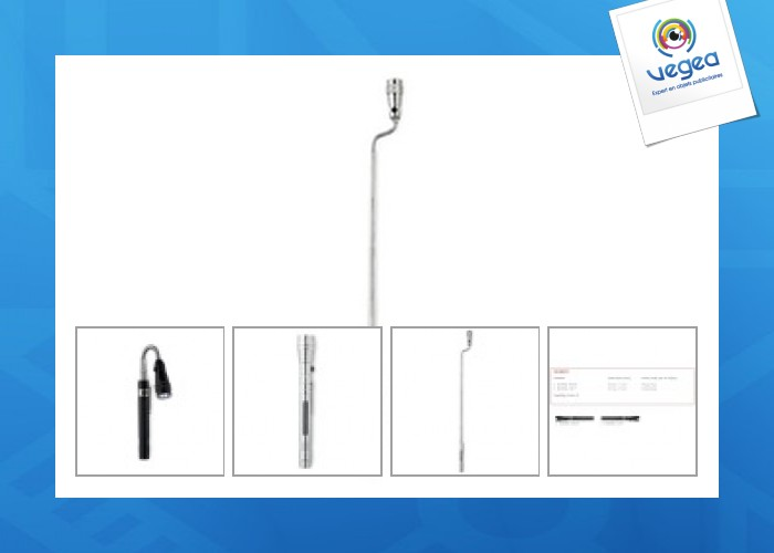 Lampe personnalisable extensible