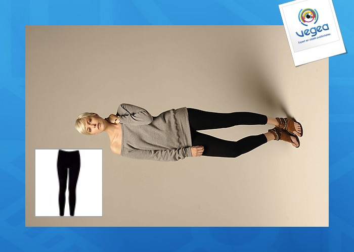 Legging personnalisable femme