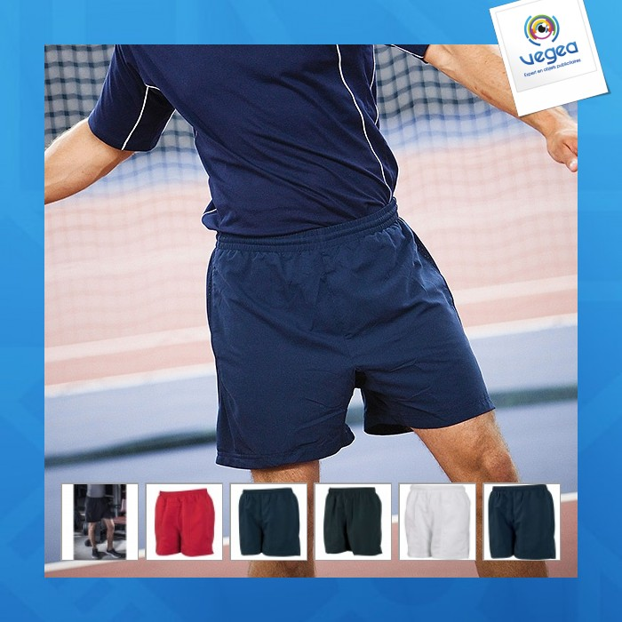 Los pantalones cortos multideportivos tombo