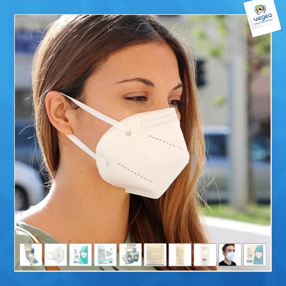 Máscara ffp2 - en stock