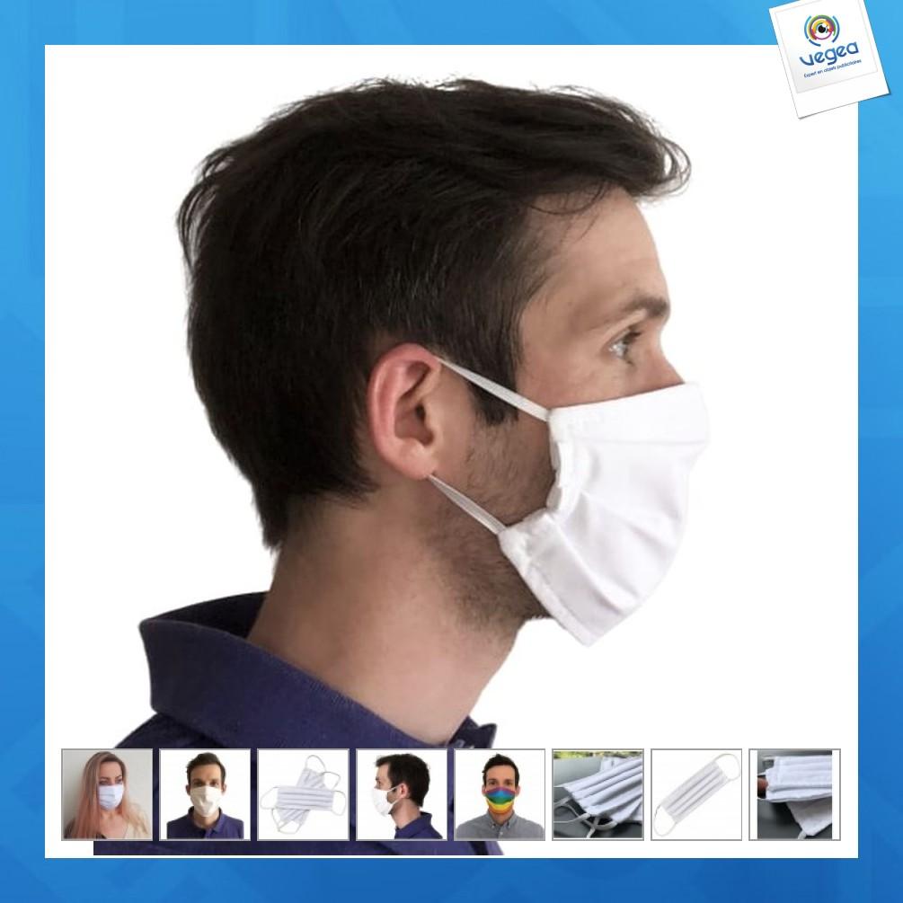 Masque coton adulte/enfant certifié uns1 par la dga