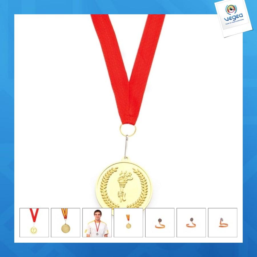 Médaille publicitaire générique basique