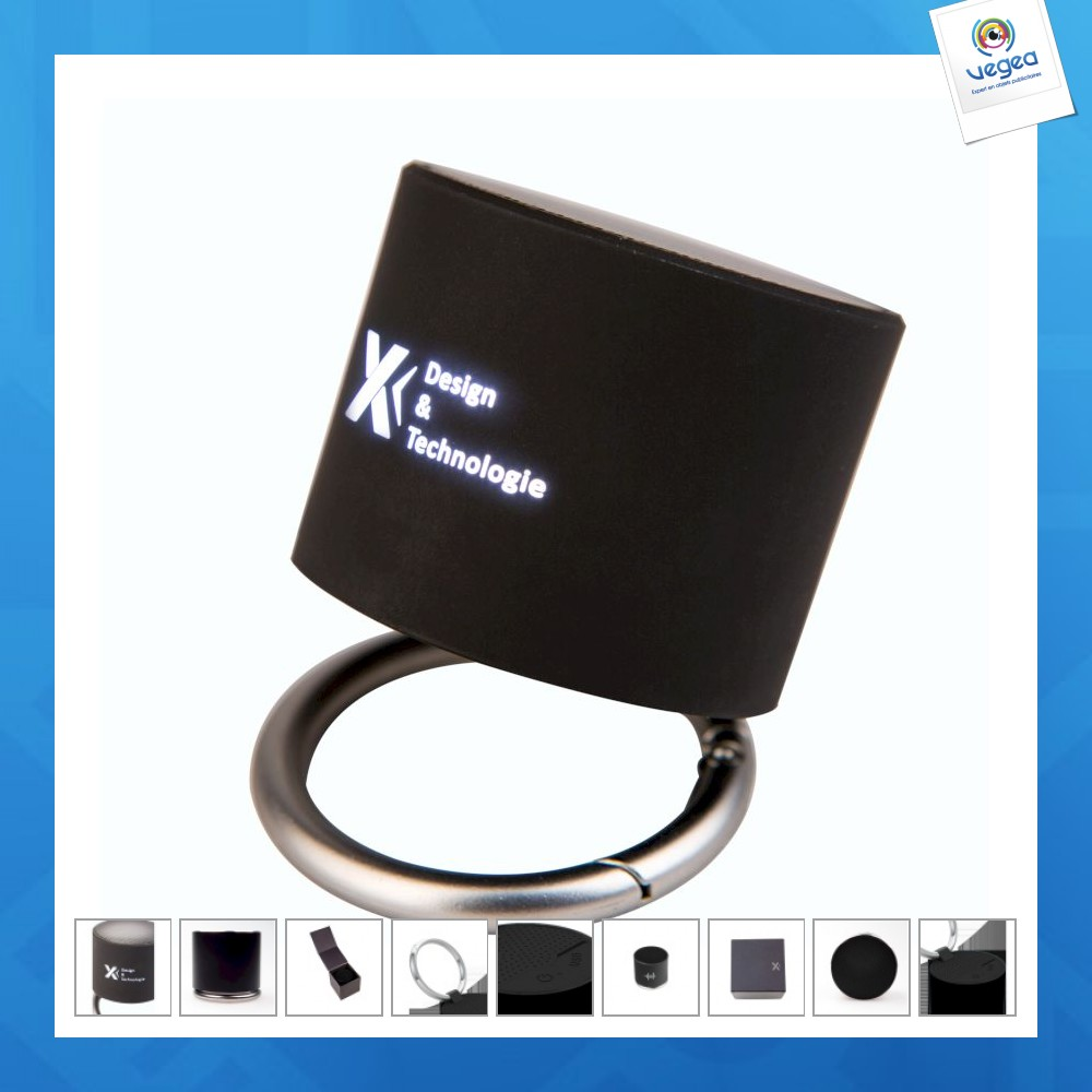 Micro speaker 3w lumineux