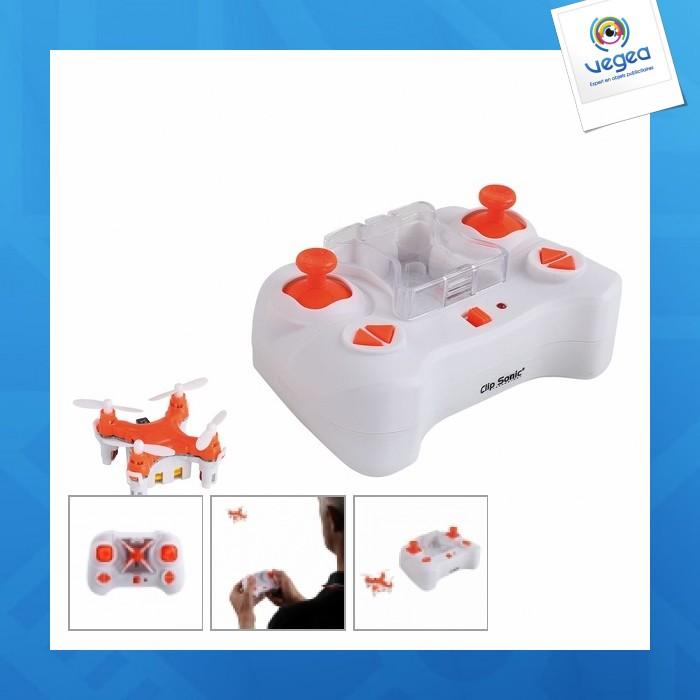Mini drone avec logo  - 80 mah