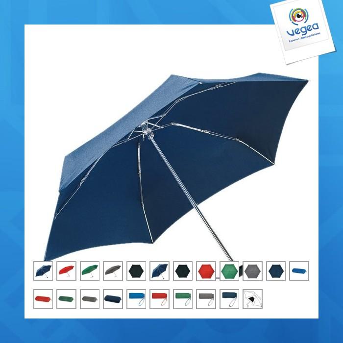Mini-parapluie pliable publicitaire