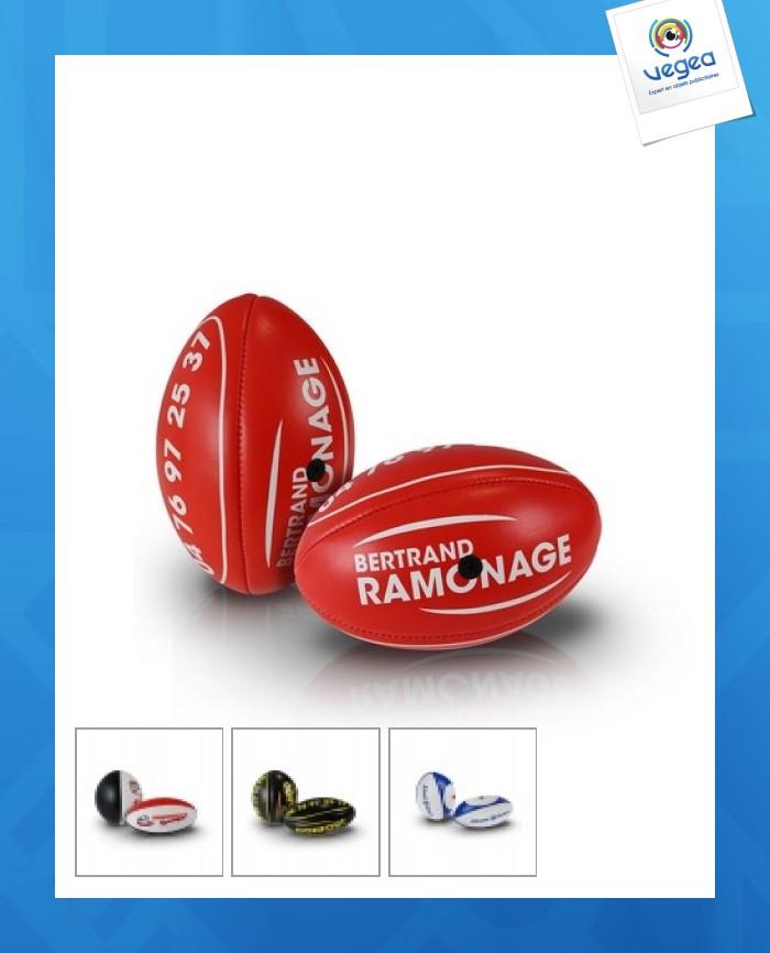 Mini rugby 16cm cousu machine - wr016