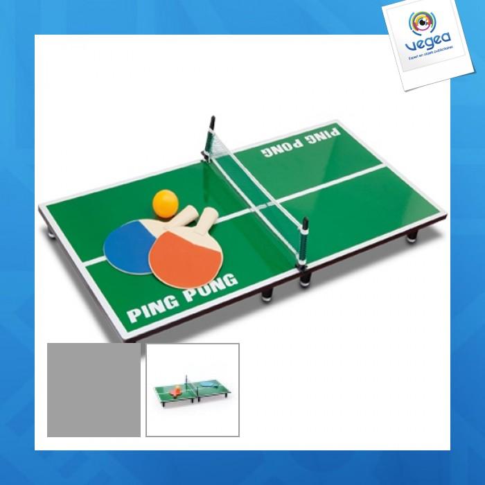 Mini table ping pong oyun
