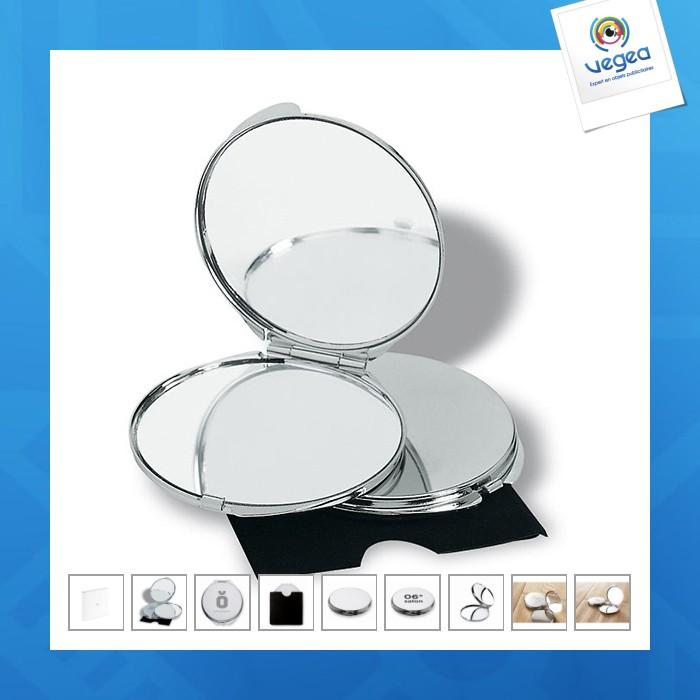 miroir de luxe chrom personnalisable 00010v0076958. Black Bedroom Furniture Sets. Home Design Ideas