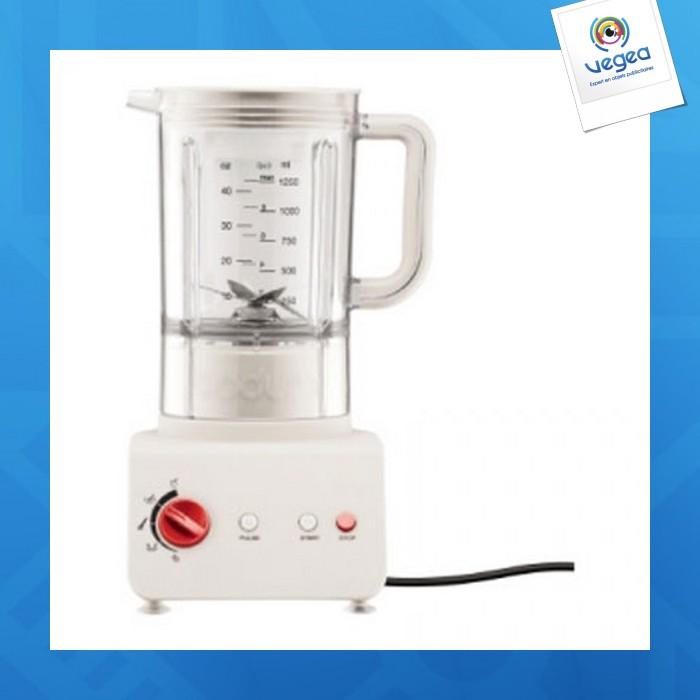 Mixeur électrique bodum bistro blanc