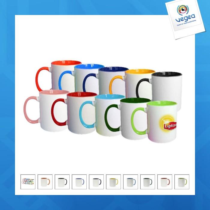 Mug bicolore express 48h