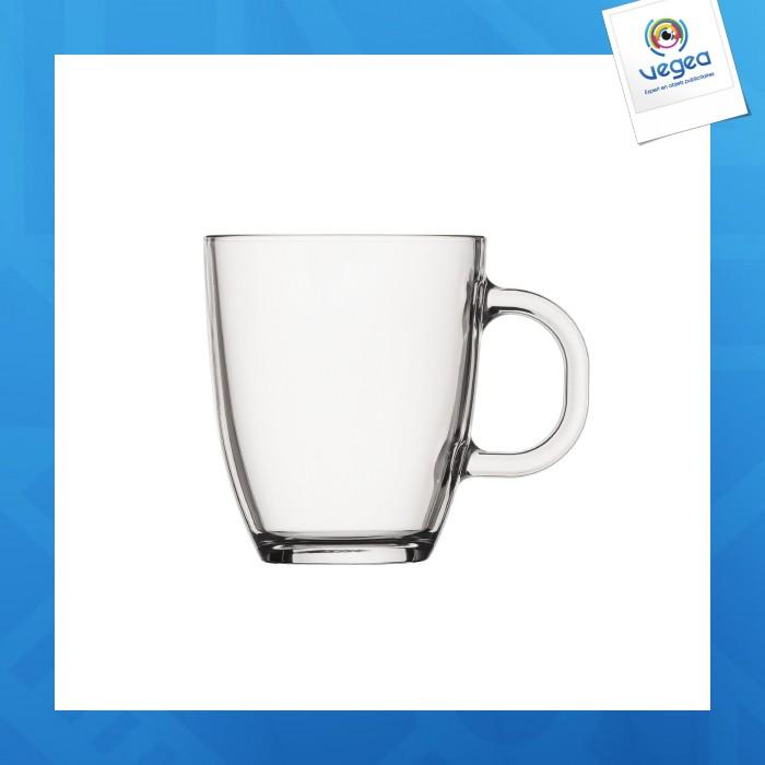 Mug en verre trempé, 0.35 l (une pice)