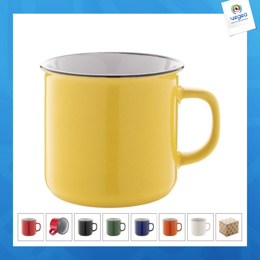Mug vintage 30 cl