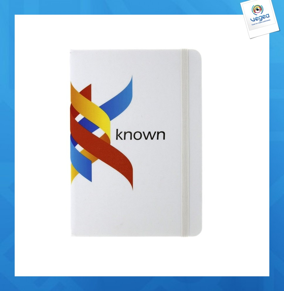 Notebook a6 white express 48h