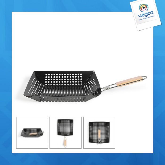 Panier de cuisson pour barbecue