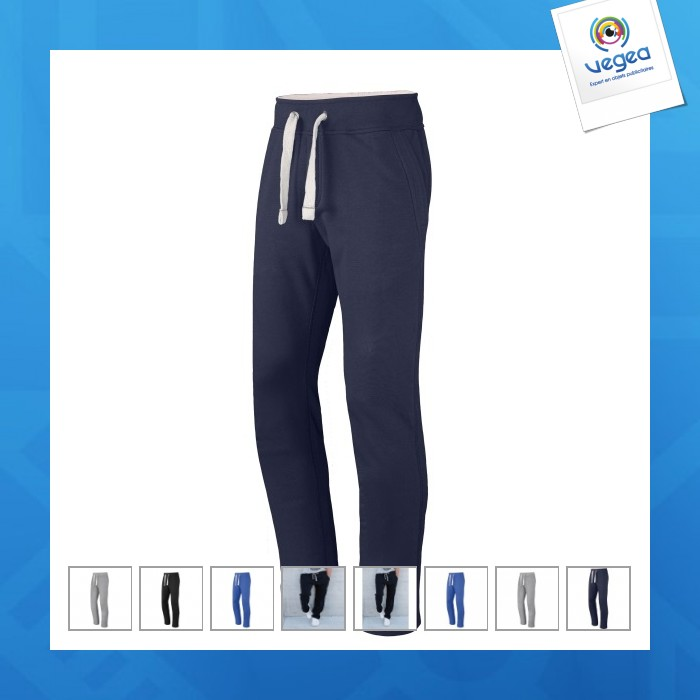 Goodies Pantalon De Jogging En Molleton French Terry Personnalisable 00015v0096477 A Partir De 10 03 Euros Ht