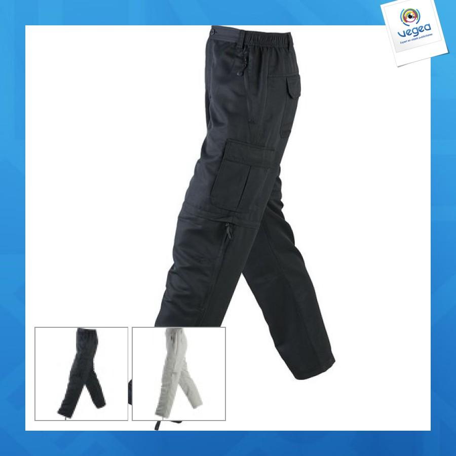 Pantalon rando 2 en 1