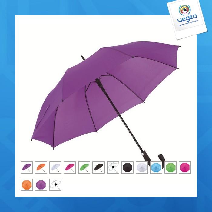 Paraguas de golf de promoción automático del metro