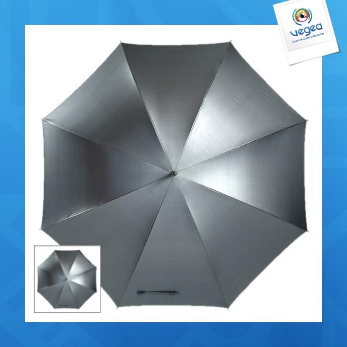 Parapluie golf logoté aluminium/fibre de verre