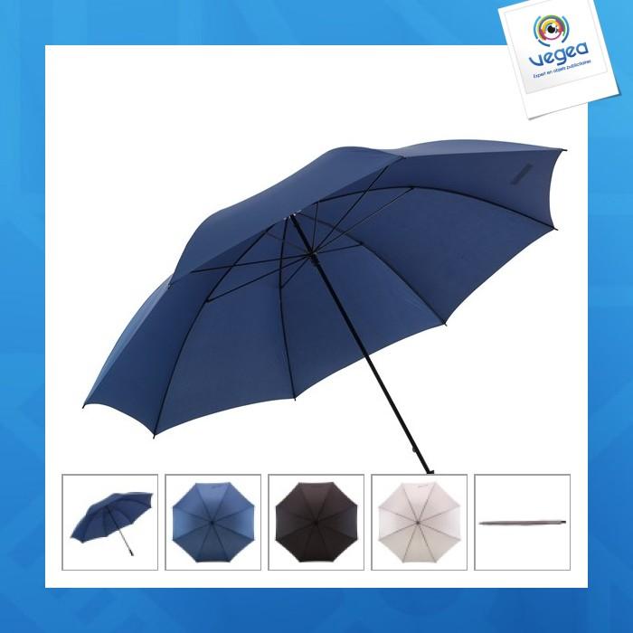 Parapluie golf personnalisable géant 180 cm - 7 personnes
