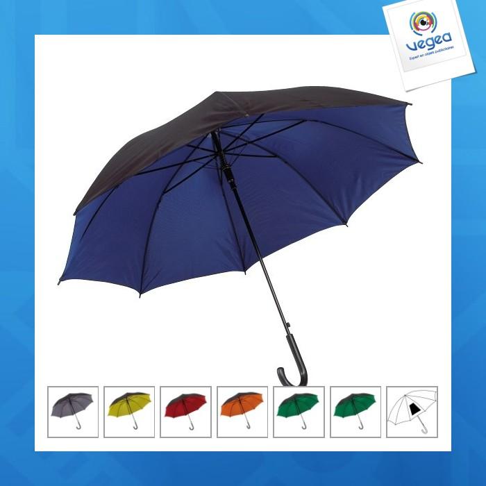 Parapluie logoté automatique doubly