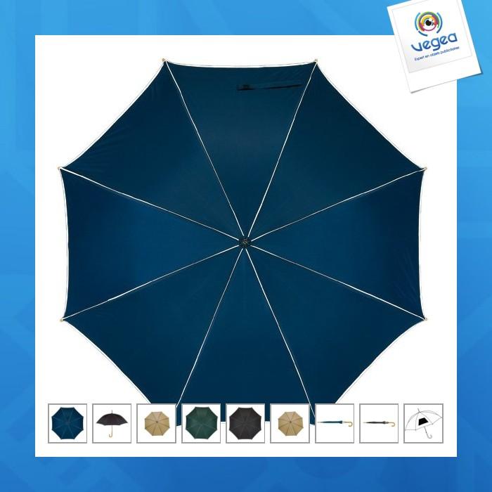 Parapluie logoté automatique
