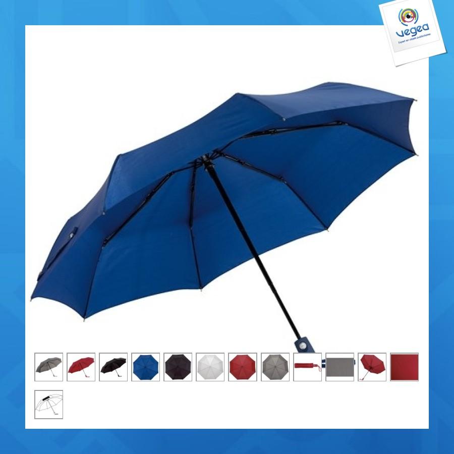 Parapluie pliable avec marquage  anti-tempête