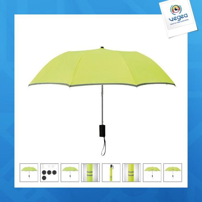 Parapluie pliable personnalisé automatique
