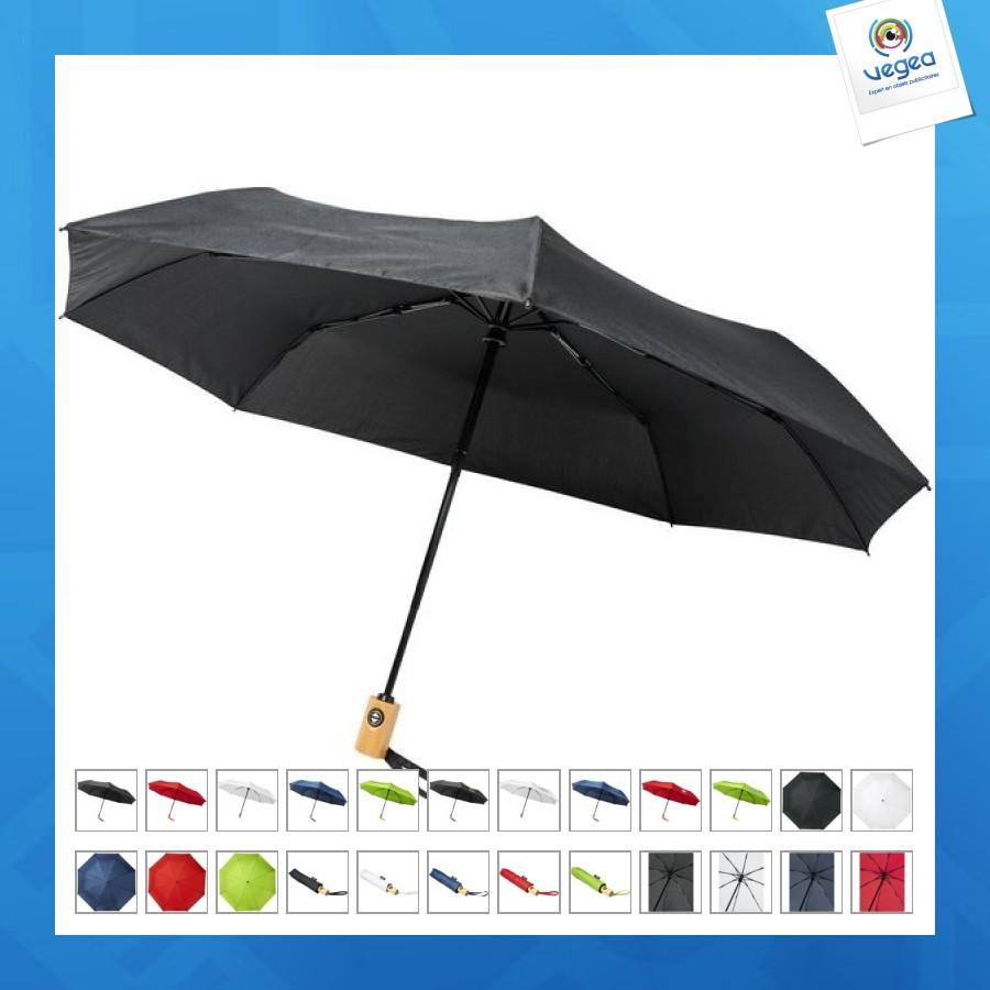 Parapluie rpet pliable