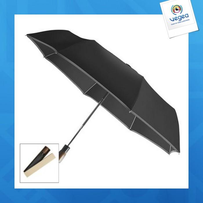 Parapluie tempête personnalisé pliable automatique