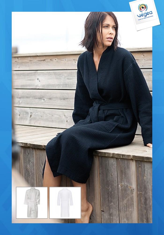 Peignoir personnalisable kimono kariban