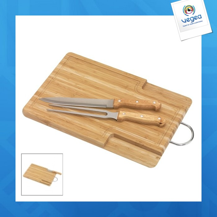 Planche à découper personnalisable  bamboo-cut