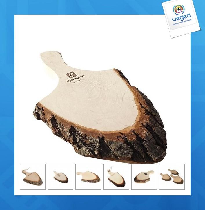 Planche écorce avec poignée - petit format