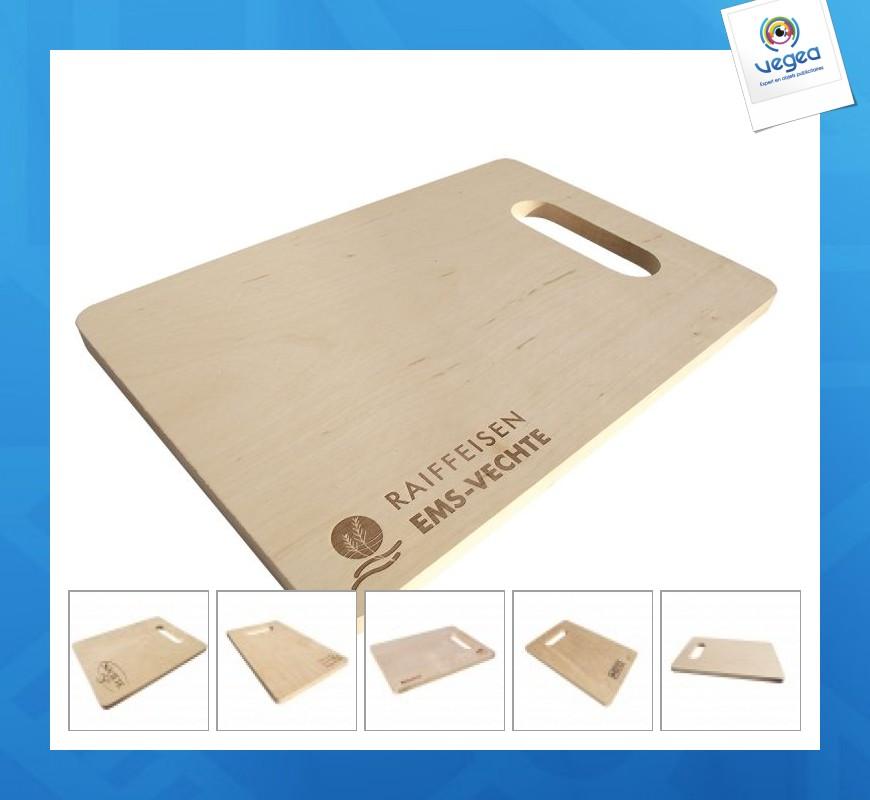 Planche square handle 29x19cm