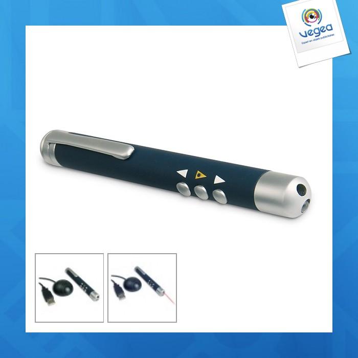 Pointeur laser logoté télécommandé