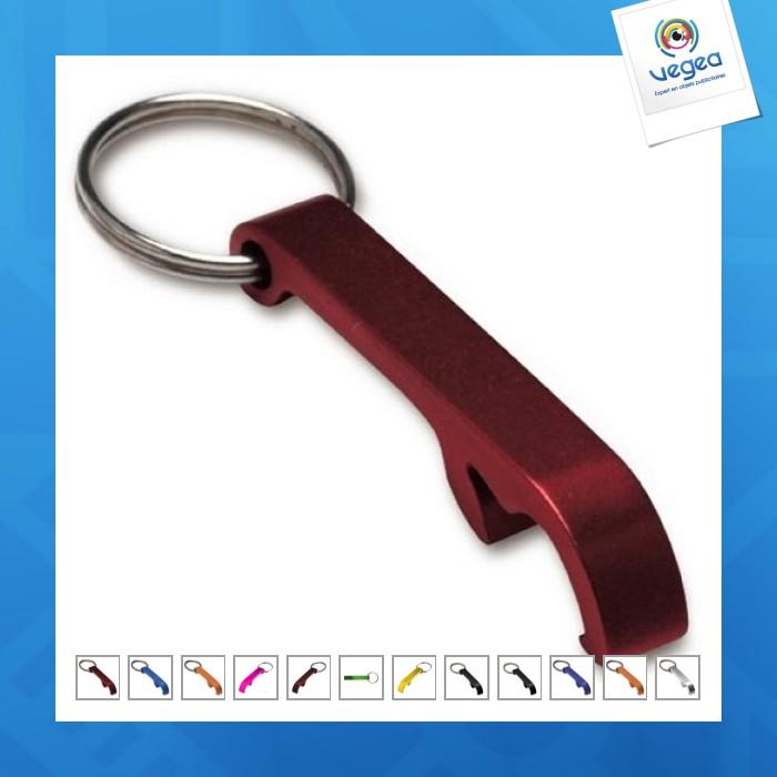Porte-clés/décapsuleur