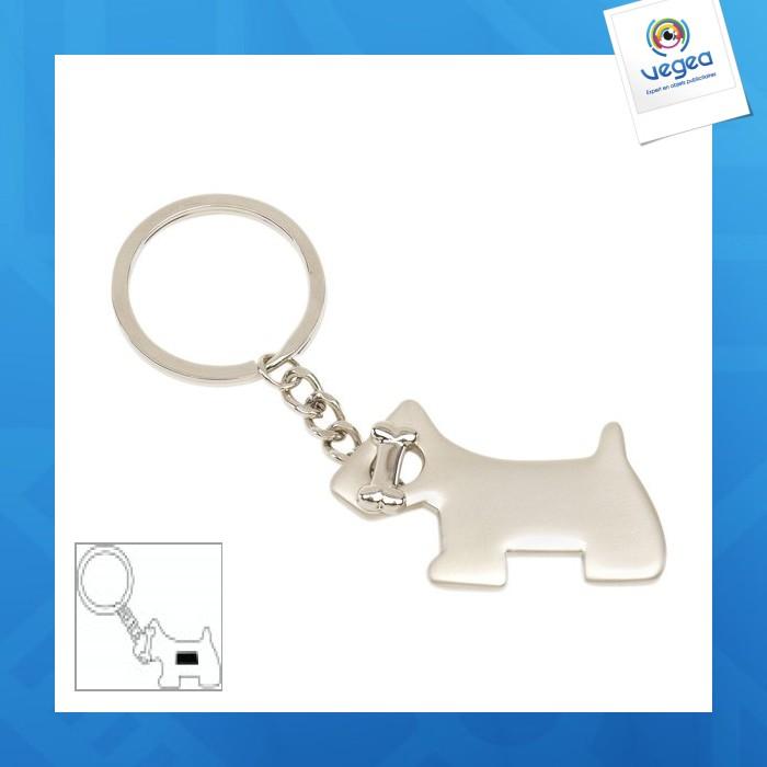 Porte-clés dog