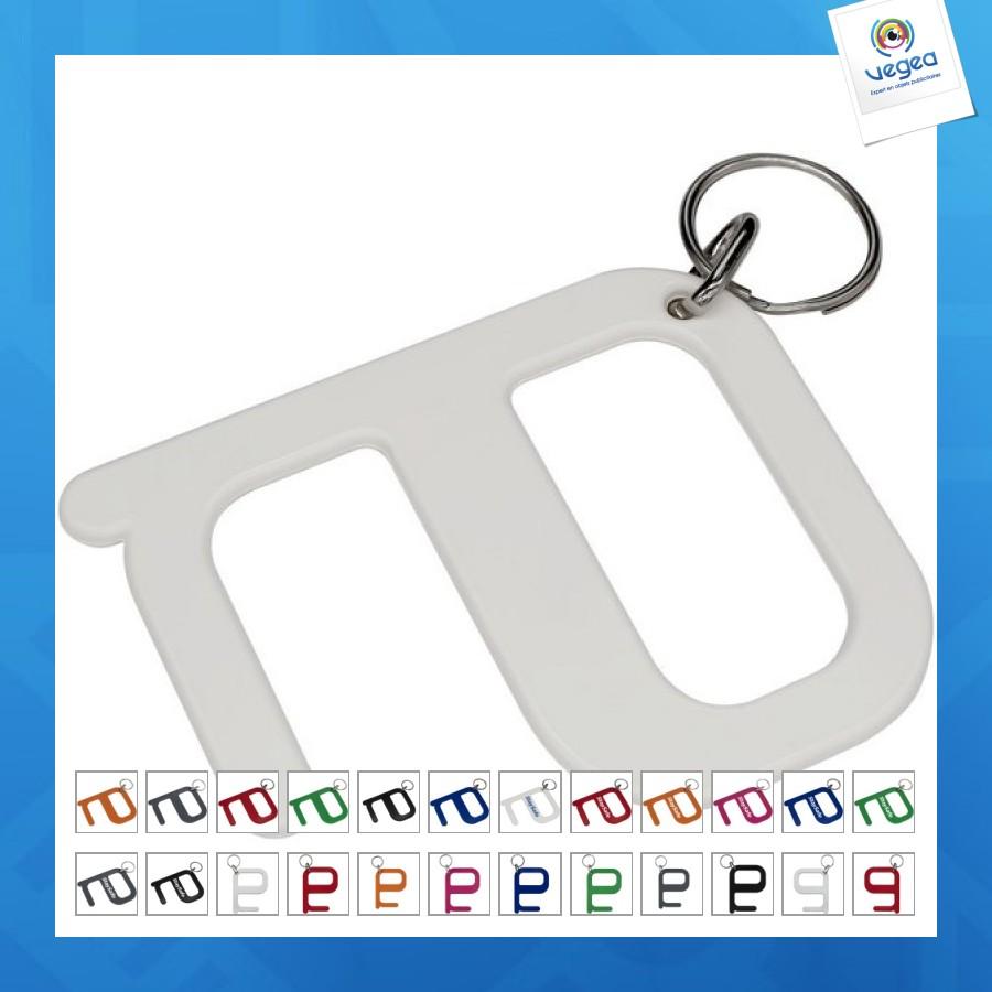 Porte-clés hygiène mini