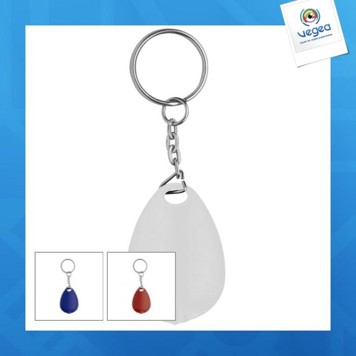 Porte-clés lampe logoté beam