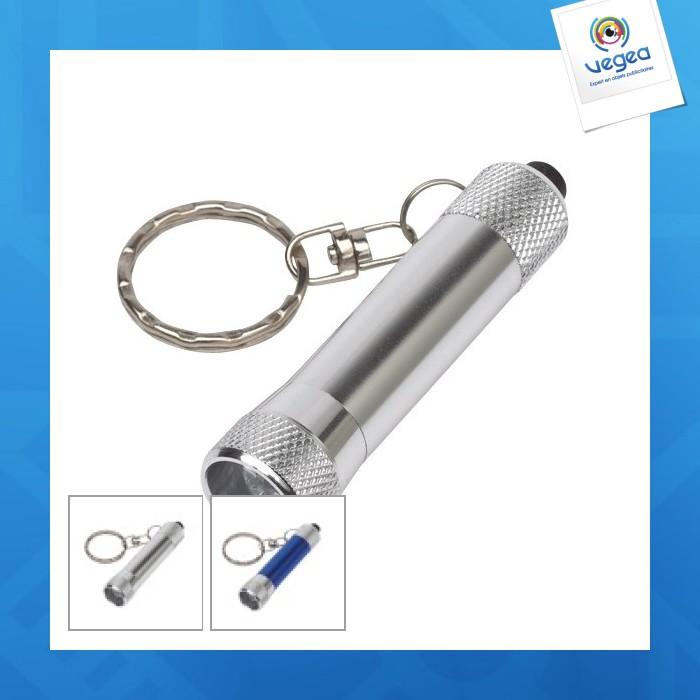 Porte-clés lampe logoté