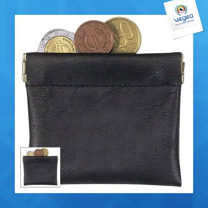 Porte-monnaie personnalisable clic-clac classic