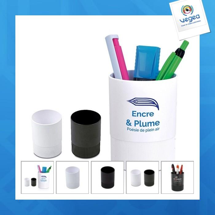 Pot à crayons personnalisable