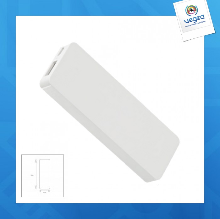 Powerbank 2.800mah express 48h